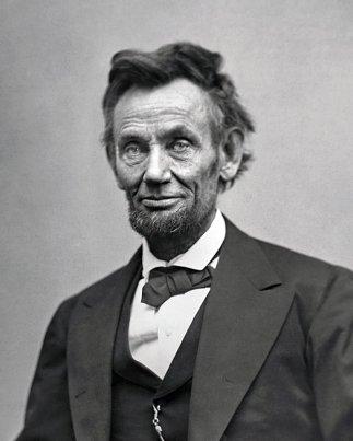 150 años del discurso del Presidente Lincoln: del pueblo, por el pueblo, para el pueblo.