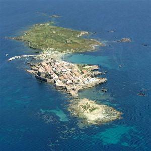 Isla de Tabarca, Alicante, España
