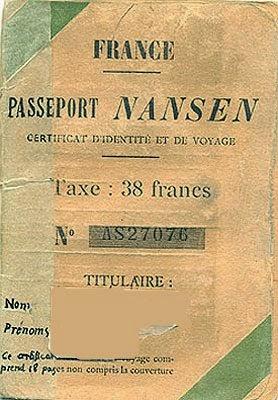 pasaportenansen